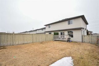 Photo 25: 2804 30 Street in Edmonton: Zone 30 House Half Duplex for sale : MLS®# E4234842
