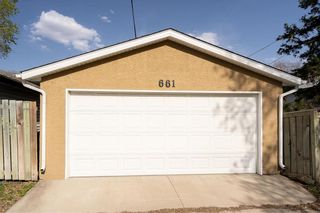 Photo 31: 661 Campbell Street in Winnipeg: River Heights Residential for sale (1D)  : MLS®# 202111631