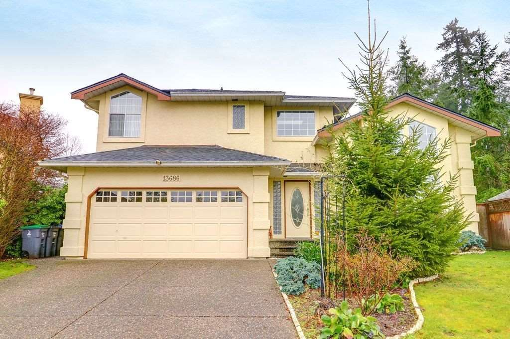 Main Photo: 13686 58 Avenue in Surrey: Panorama Ridge House for sale : MLS®# R2250853