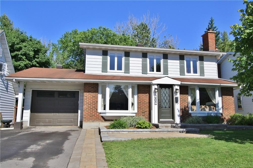 Main Photo: 619 Laverendrye Drive in Ottawa: House for sale (Beacon Hill North)  : MLS®# 1112178