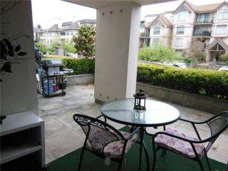 "Photo 2: 102 1655 GRANT Avenue in Port Coquitlam: Glenwood PQ Condo for sale in ""THE BENTON"" : MLS®# V998006"