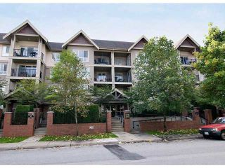 Photo 1: # 205 1576 GRANT AV in Port Coquitlam: Glenwood PQ Condo for sale : MLS®# V1040138