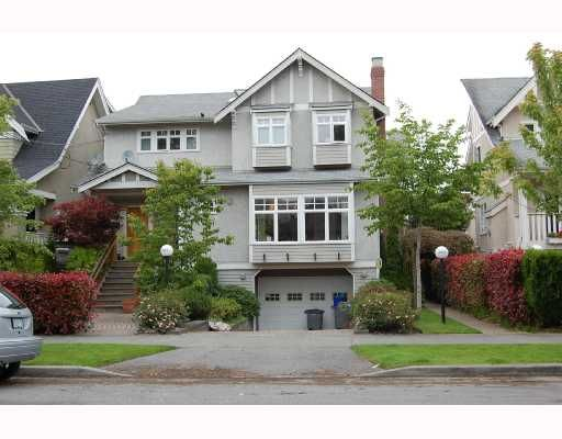 Main Photo: 2575 W 8TH Avenue in Vancouver: Kitsilano 1/2 Duplex for sale (Vancouver West)  : MLS®# V656068