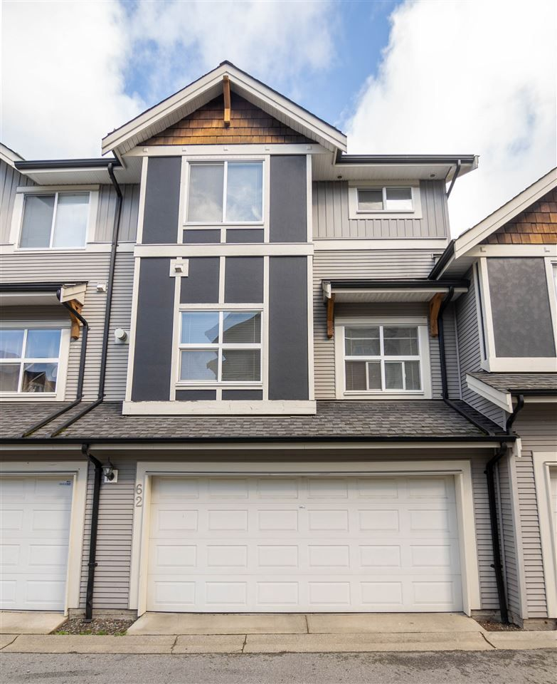 "Main Photo: 62 12677 63 Avenue in Surrey: Panorama Ridge Townhouse for sale in ""Sunridge"" : MLS®# R2554873"
