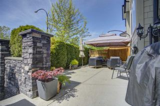 "Photo 28: 8 22865 TELOSKY Avenue in Maple Ridge: East Central Townhouse for sale in ""WINDSONG"" : MLS®# R2454339"