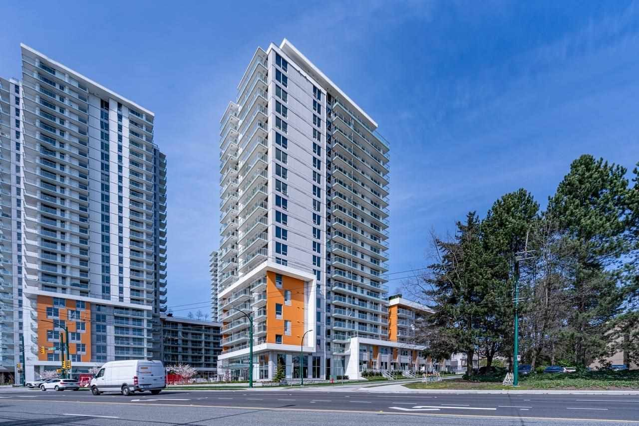 """Main Photo: 2301 433 SW MARINE Drive in Vancouver: Marpole Condo for sale in """"W1 EAST TOWER"""" (Vancouver West)  : MLS®# R2577419"""