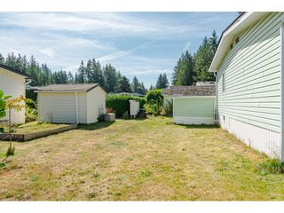 Photo 19: 231 20071 24 AVENUE in Langley: Brookswood Langley Manufactured Home for sale : MLS®# R2400378