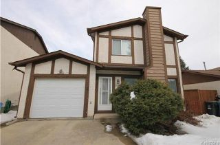 Photo 1: 134 Charing Cross Crescent in Winnipeg: River Park South Residential for sale (2F)  : MLS®# 1806746