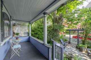 Photo 36: 1143 SEMLIN Drive in Vancouver: Grandview Woodland House for sale (Vancouver East)  : MLS®# R2561103