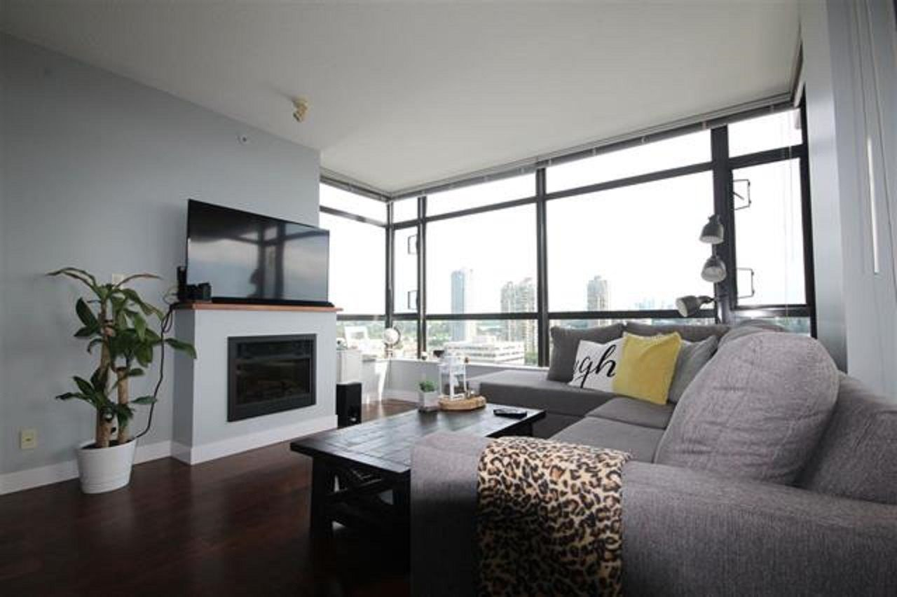 Main Photo: 1107 4132 HALIFAX Street in Burnaby: Brentwood Park Condo for sale (Burnaby North)  : MLS®# R2425779