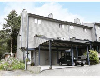 """Photo 10: 223 BALMORAL Place in Port_Moody: North Shore Pt Moody Townhouse for sale in """"BALMORAL PLACE"""" (Port Moody)  : MLS®# V775148"""