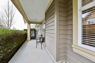 """Photo 13: 16 15450 ROSEMARY HEIGHTS Crescent in Surrey: Morgan Creek Townhouse for sale in """"CARRINGTON"""" (South Surrey White Rock)  : MLS®# R2245684"""