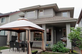 Photo 39: 412 AINSLIE Crescent in Edmonton: Zone 56 House for sale : MLS®# E4255820