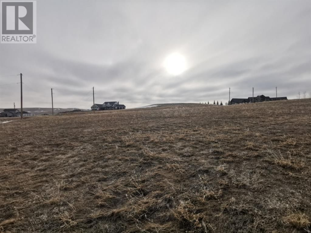 Main Photo: 1 Cricklewood Close in Cardston: Vacant Land for sale : MLS®# A1064037