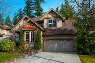"""Photo 1: 28 ALDER Drive in Port Moody: Heritage Woods PM House for sale in """"FOREST EDGE"""" : MLS®# R2587809"""