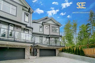 "Photo 5: 101 3499 GISLASON Avenue in Coquitlam: Burke Mountain Townhouse for sale in ""Smiling Creek Estate"" : MLS®# R2478956"