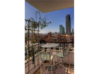 Photo 8: DOWNTOWN Condo for sale : 2 bedrooms : 700 W Harbor Drive #806 in San Diego