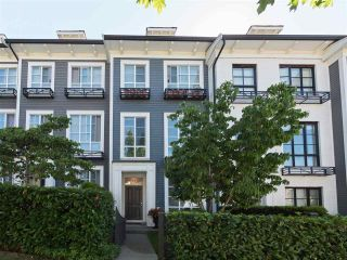 """Photo 1: 17 1245 HOLTBY Street in Coquitlam: Burke Mountain Townhouse for sale in """"TATTON EAST"""" : MLS®# R2193207"""