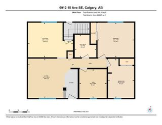 Photo 30: 6912 15 Avenue SE in Calgary: Applewood Park Detached for sale : MLS®# A1068725