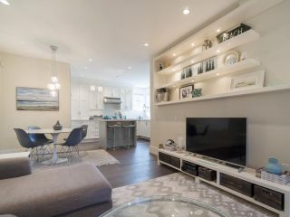 Photo 6: 2348 W 8TH AVENUE in Vancouver: Kitsilano Townhouse for sale (Vancouver West)  : MLS®# R2247812
