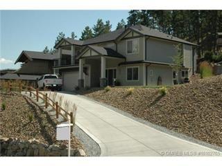 Photo 1: 2422 Mountain Hollow Lane in West Kelowna: Shannon Lake House for sale : MLS®# 10102765