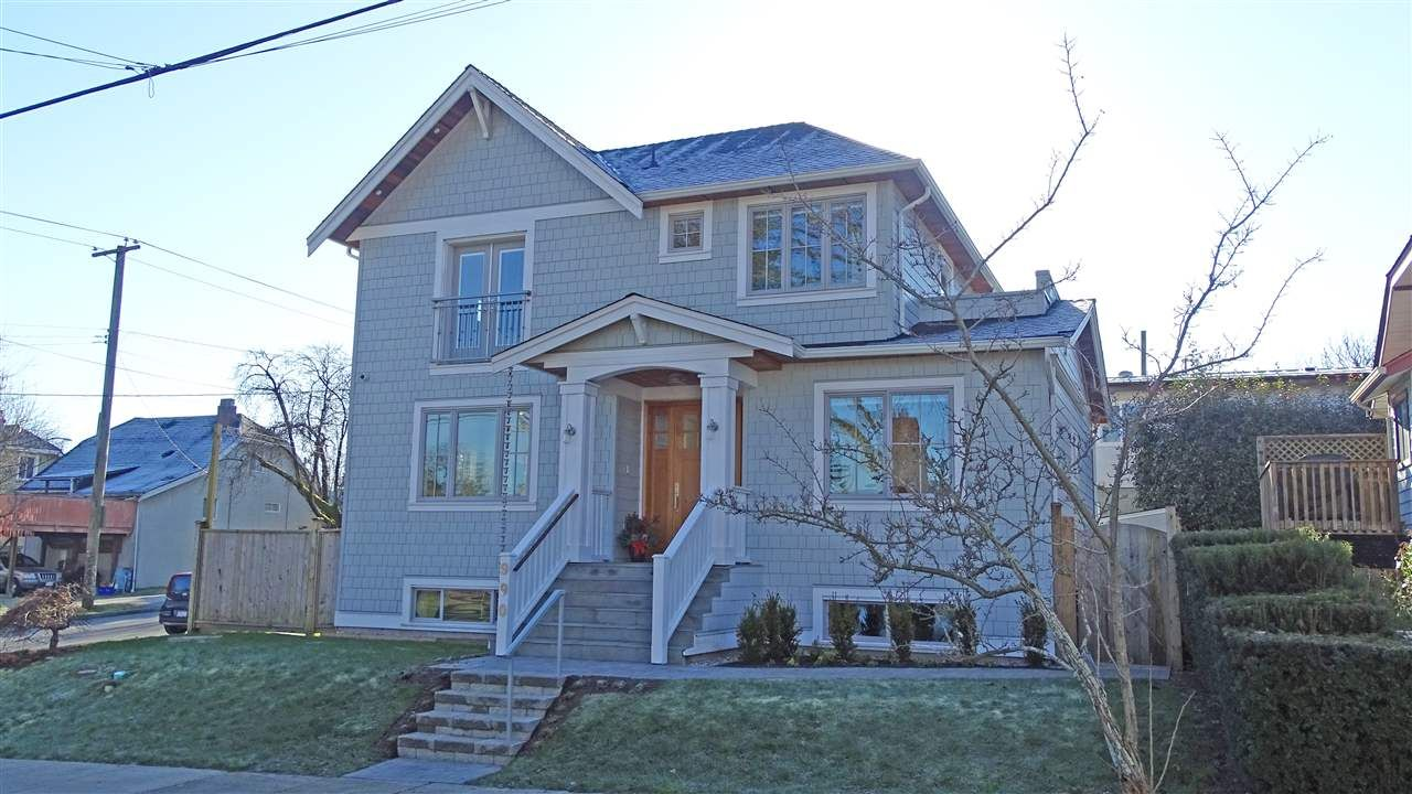 Main Photo: 990 E 24TH Avenue in Vancouver: Fraser VE House for sale (Vancouver East)  : MLS®# R2532009