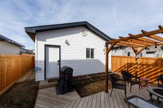 Photo 26: 724 SECORD Boulevard in Edmonton: Zone 58 House for sale : MLS®# E4236765