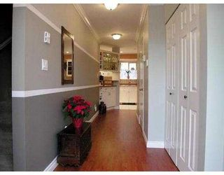 """Photo 7: 3 413 13TH ST in New Westminster: Uptown NW Townhouse for sale in """"LMS 1568"""" : MLS®# V583140"""