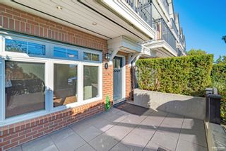 """Photo 19: 1 5655 CHAFFEY Avenue in Burnaby: Central Park BS Condo for sale in """"TOWNIE WALK"""" (Burnaby South)  : MLS®# R2615773"""