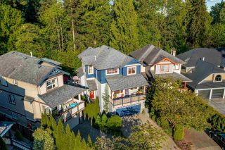Photo 1: 3297 CANTERBURY Lane in Coquitlam: Burke Mountain House for sale : MLS®# R2578057