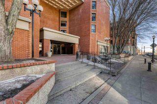 Photo 34: 1103 11503 100 Avenue in Edmonton: Zone 12 Condo for sale : MLS®# E4230225