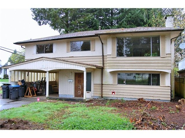 Main Photo: 3709 CEDAR DR in Port Coquitlam: Lincoln Park PQ House for sale : MLS®# V1002482