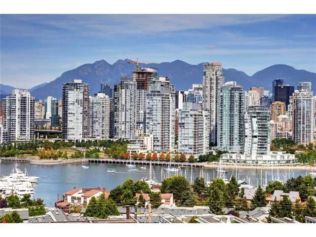 """Main Photo: 1169 W 8TH Avenue in Vancouver: Fairview VW Townhouse for sale in """"FAIRVIEW 2"""" (Vancouver West)  : MLS®# V970700"""