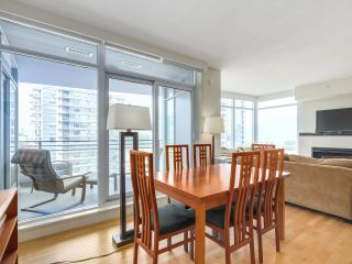 """Photo 9: 2301 1205 W HASTINGS Street in Vancouver: Coal Harbour Condo for sale in """"CIELO"""" (Vancouver West)  : MLS®# R2191331"""