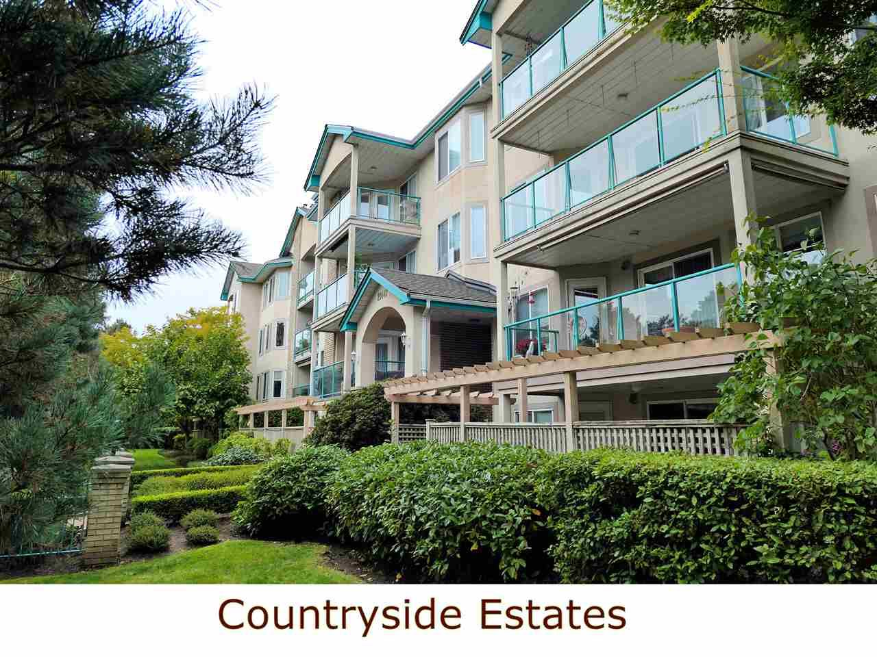 """Main Photo: 205 20443 53RD Avenue in Langley: Langley City Condo for sale in """"Countryside Estates"""" : MLS®# R2408980"""