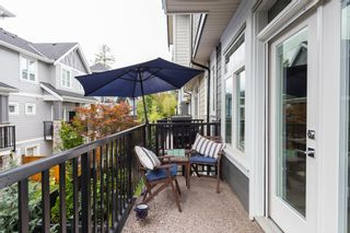 """Photo 32: 33 7665 209 Street in Langley: Willoughby Heights Townhouse for sale in """"ARCHSTONE YORKSON"""" : MLS®# R2307315"""