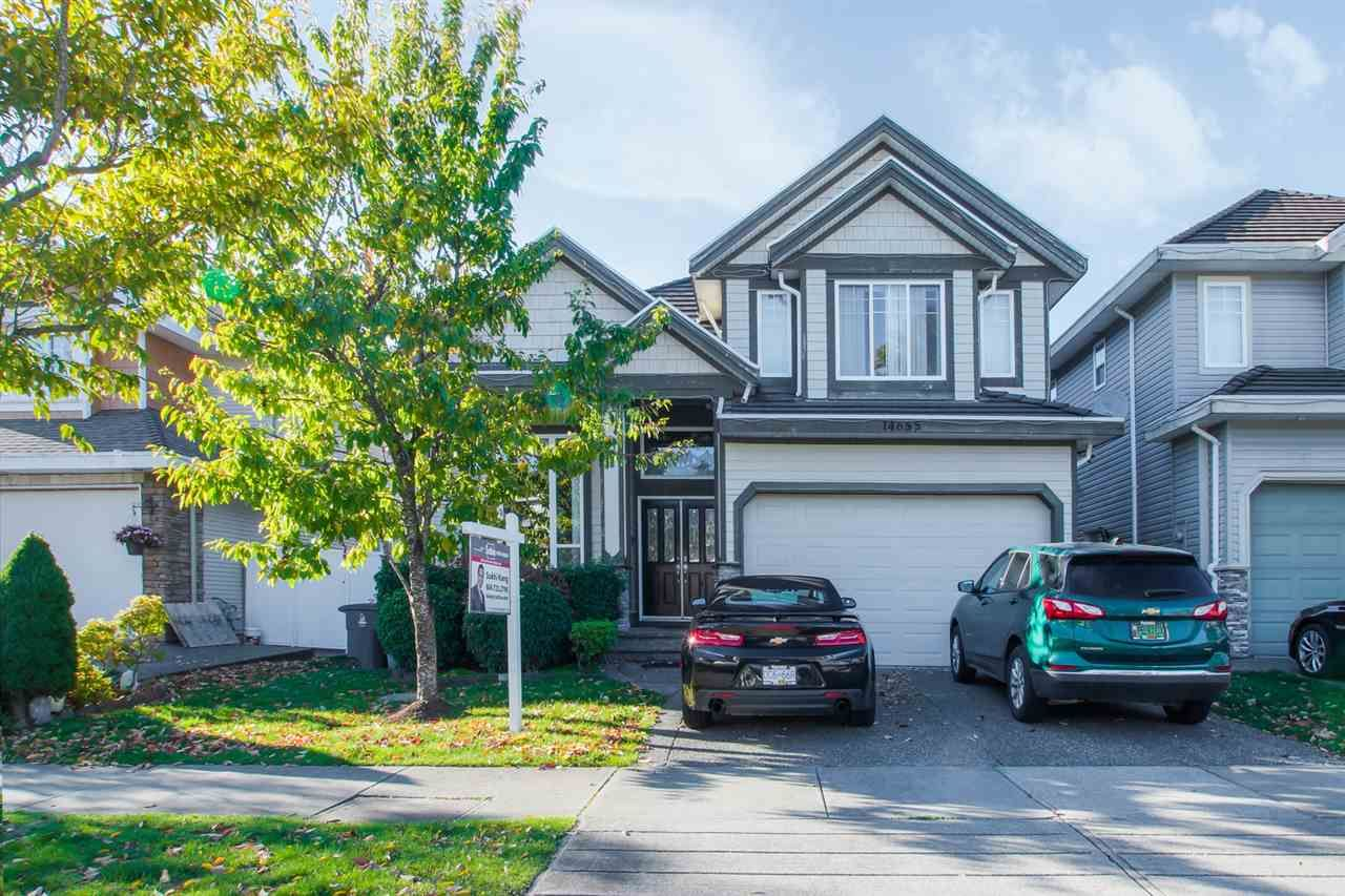 Main Photo: 14655 78 Avenue in Surrey: East Newton House for sale : MLS®# R2351093