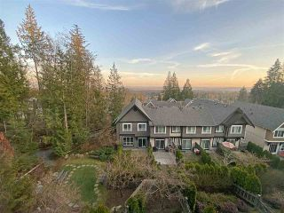 """Photo 1: 59 1305 SOBALL Street in Coquitlam: Burke Mountain Townhouse for sale in """"Tyneridge"""" : MLS®# R2447505"""