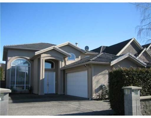 Main Photo: 8428 CANTLEY RD in Richmond: Lackner House for sale : MLS®# V932940