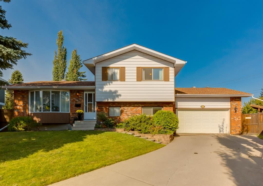 Main Photo: 163 Whiteview Close NE in Calgary: Whitehorn Detached for sale : MLS®# A1146793