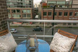 "Photo 10: 306 2055 YUKON Street in Vancouver: False Creek Condo for sale in ""MONTREUX"" (Vancouver West)  : MLS®# R2238988"