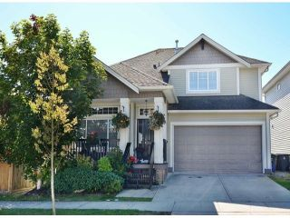 """Photo 1: 15066 61A Avenue in Surrey: Sullivan Station House for sale in """"Sullivan Heights"""" : MLS®# F1430330"""