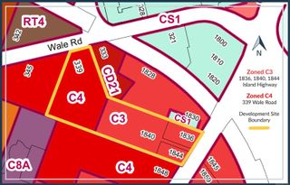 Photo 6: 1840 Island Hwy in : Co Colwood Corners Unimproved Land for sale (Colwood)  : MLS®# 887927