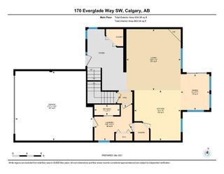 Photo 31: 170 Everglade Way SW in Calgary: Evergreen Detached for sale : MLS®# A1086306
