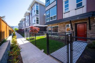 """Photo 23: 91 8413 MIDTOWN Way in Chilliwack: Chilliwack W Young-Well Townhouse for sale in """"MIDTOWN"""" : MLS®# R2540807"""