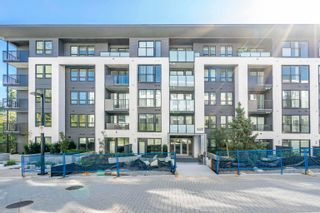 """Photo 3: 404 9228 SLOPES Mews in Burnaby: Simon Fraser Univer. Condo for sale in """"FRASER BY MOSAIC"""" (Burnaby North)  : MLS®# R2613413"""