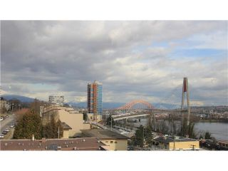 "Photo 12: 704 410 CARNARVON Street in New Westminster: Downtown NW Condo for sale in ""CARNARVON PLACE"" : MLS®# V1075370"