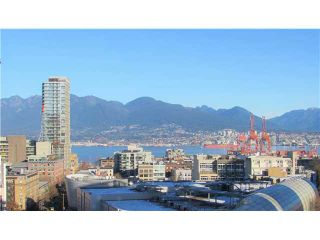 "Photo 1: 1802 689 ABBOTT Street in Vancouver: Downtown VW Condo for sale in ""ESPANA (Tower A)"" (Vancouver West)  : MLS®# V1115258"