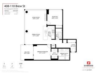 """Photo 27: 408 110 BREW Street in Port Moody: Port Moody Centre Condo for sale in """"ARIA AT SUTTERBROOK"""" : MLS®# R2599484"""