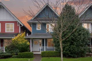 "Photo 1: 152 PIER Place in New Westminster: Queensborough House for sale in ""Thompson's Landing"" : MLS®# R2547569"